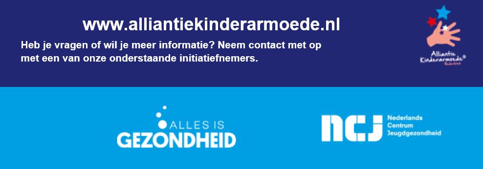 Alliantie Kinderarmoede Nederland